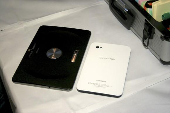 Samsung-GalaxyTab-10.1 und Samsung Galaxy Tab