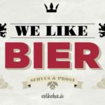 Endlich gibt es ein informatives (deutsches) VLOG: We Like Bier