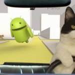 Google Nexus S 4G Werbespot von Sprint (mit Katzen!)