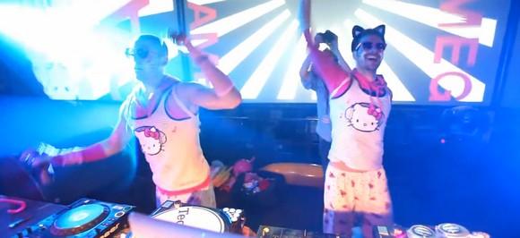 Das Mütze Katze DJ Team