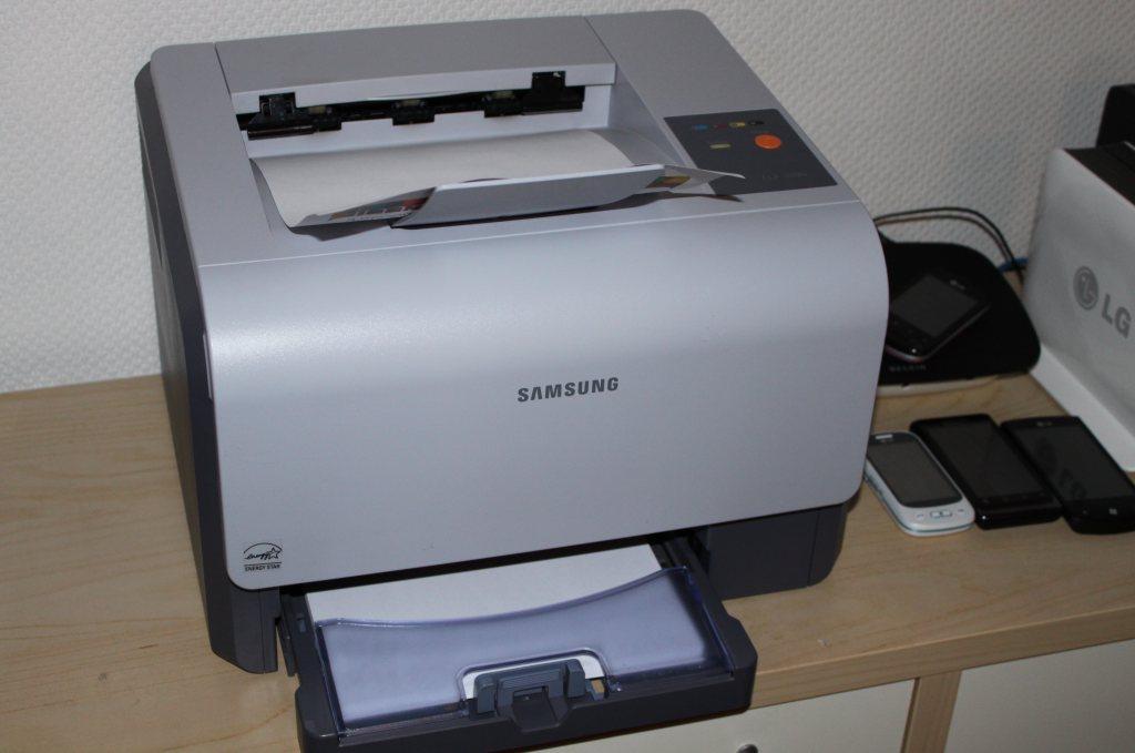 Samsung CLP-300N Farblaserdrucker