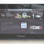 Testbericht / Review mit Videos: RIM BlackBerry PlayBook