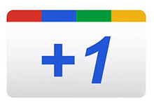 google plus one +1