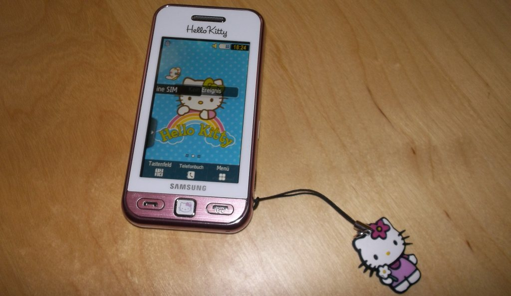 Samsung Star Hello Kitty Edition