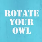 Rotate Your Owl #EulenContent