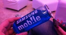 Samsung Blau 1
