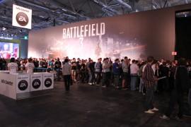 Schlange Battlefield 3