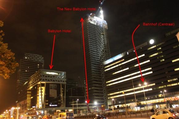 Babylon Hotel und The New Babylon in Den Haag