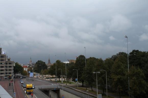 Den Haag am Morgen