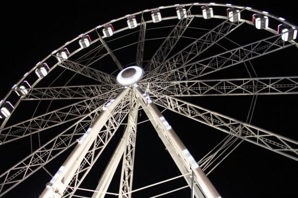 Diamond Wheel Riesenrad Den Haag