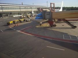KLM Flug 1