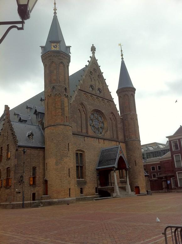 Rittersaal im Binnenhof