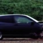 Highspeed-Crash-Test: Mit über 190 km/h frontal in eine Beton-Wand
