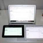 Tablets: Zum Konsumieren von Content ein Traum, zum Produzieren von Content ein Graus