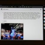 App Review: Blogsy – Bloggen mit dem Tablet kann doch Spaß machen – Zumindest mit dem iPad
