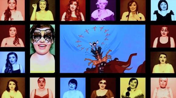 Disney a capella Medley