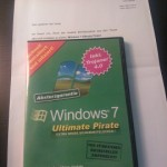 Microsoft Windows 7 Ultimate Pirate Edition