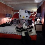 Hello Kitty Hotel Suite in Beverly Hills