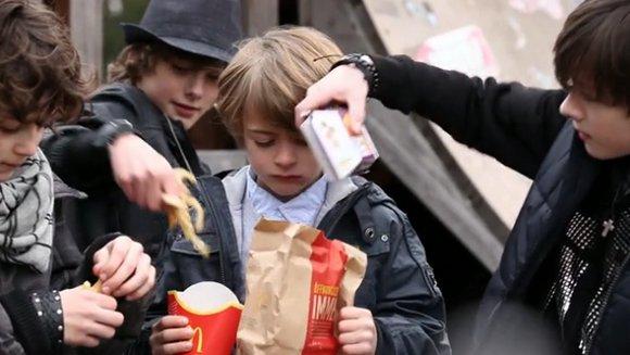 McDonalds vs Burger King Werbung