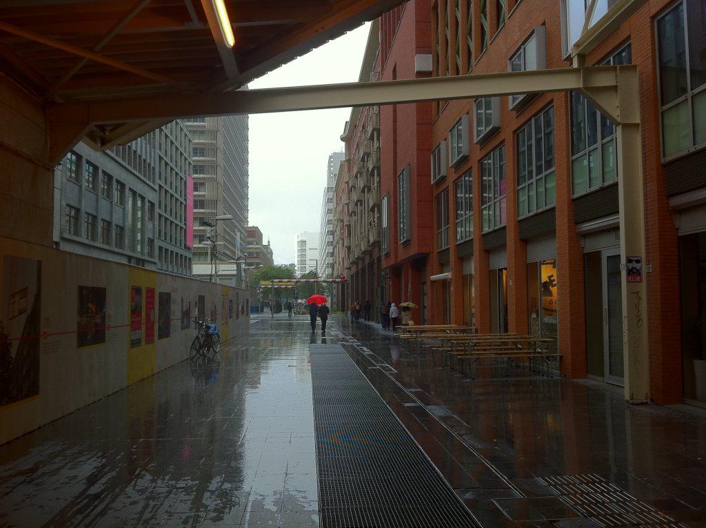 Den Haag Regen