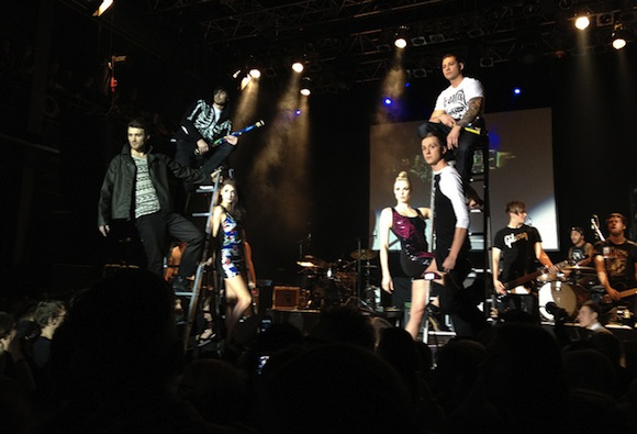Fashion Rock Night 2012