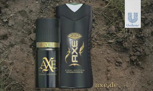 AXE Final Edition Deo und Duschgel