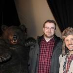 Ich war in Paris auf der Geburtstagsparty von Jäger und Bär