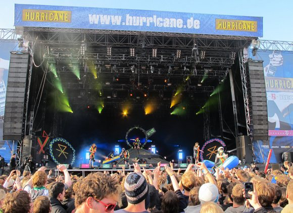 Hurricane Festival Ticket Verlosung