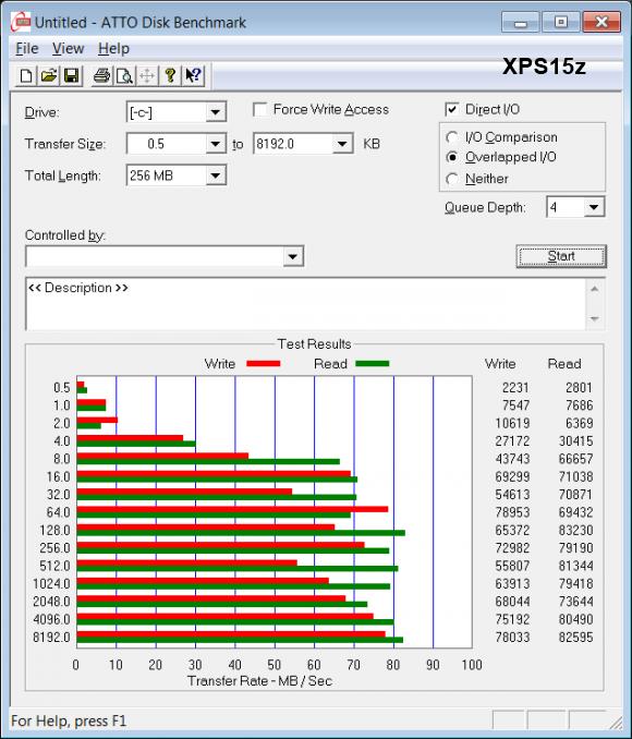 Atto XPS15z