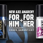 AXE ANARCHY – For Him And For Her – Chaos garantiert – (+Verlosung!)