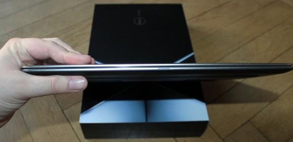 Dell XPS 13 Ultrabook Test Vorne