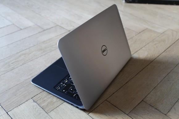 Dell XPS 13 Ultrabook hinten