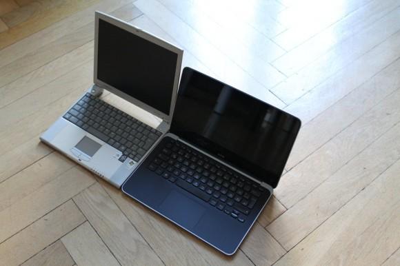 Dell XPS 13 Ultrabook und Samsung Subnotebook