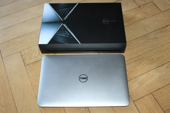 Dell XPS 13 Verpackung