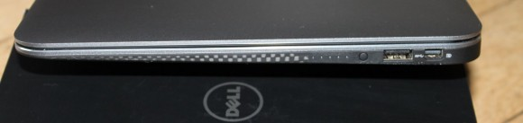 Dell XPS13 Ultrabook rechts