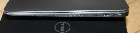Dell XPS13 Ultrabook rechts