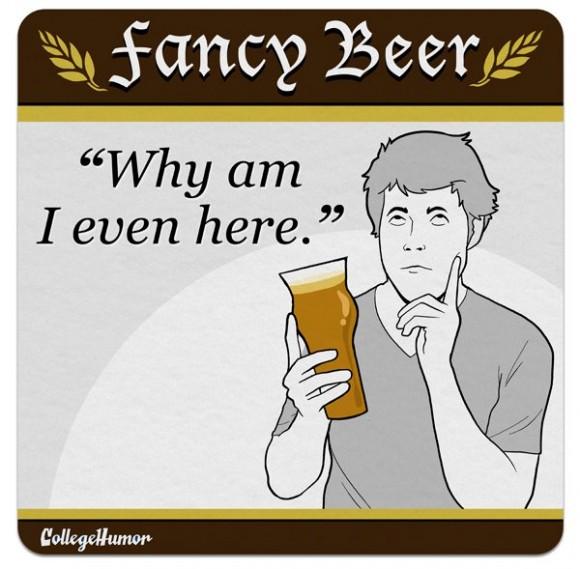 Fancy Beer