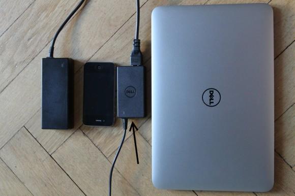 XPS 13 Ultrabook Netzteil
