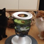 Katzenspielzeug Getestet: Catit Design Senses – Futter Labyrinth //Video//