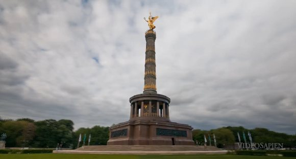 Siegessäule - Screenshot Natural Phenomena - VideoSapien