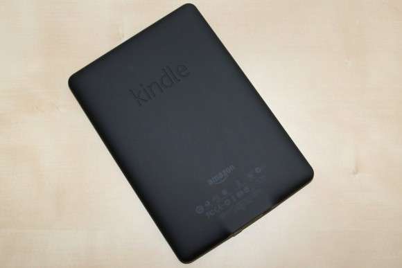 Kindle paperwhite hinten