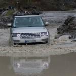 Zu Gast im Land Rover Experience Center in Wülfrath mit Weber Grill