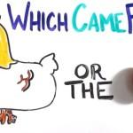 Die Lösung für das Henne-Ei-Problem – Was war zuerst da: die Henne oder das Ei?