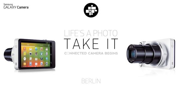 Life's a Photo - Samsung Galaxy Camera - Berlin