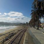 Palma de Mallorca -> Can Pastilla – Das erste Mal mit dem Rad vom Office nach Hause gefahren