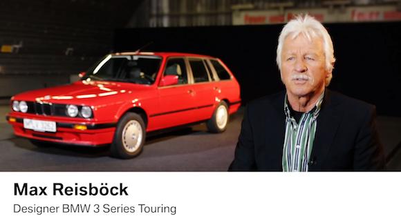 BMW 3er Touring Geschichte