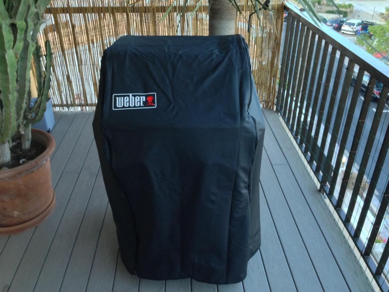 mein neuer gas grill weber spirit e 210 orirginal. Black Bedroom Furniture Sets. Home Design Ideas