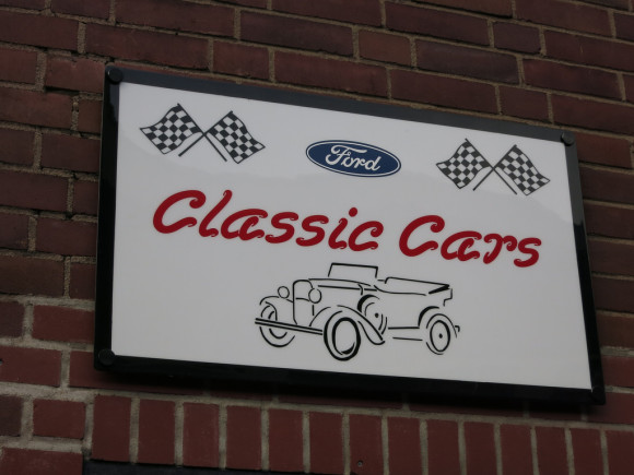 Ford Classic Cars