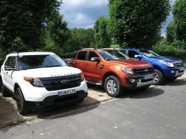 Testfahrt Ford Focus und EXPLORER-01