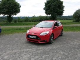 Testfahrt Ford Focus und EXPLORER-08